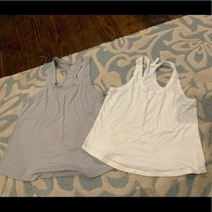 Fabletics tanks